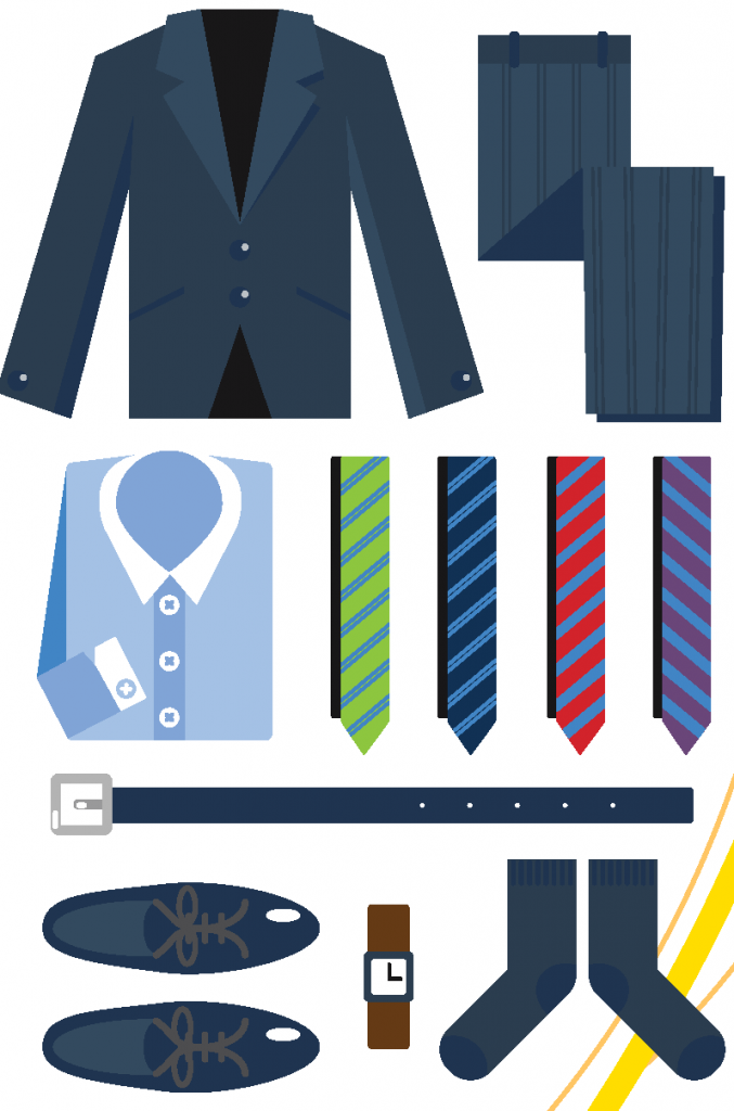 Career Handbook Dress Men1