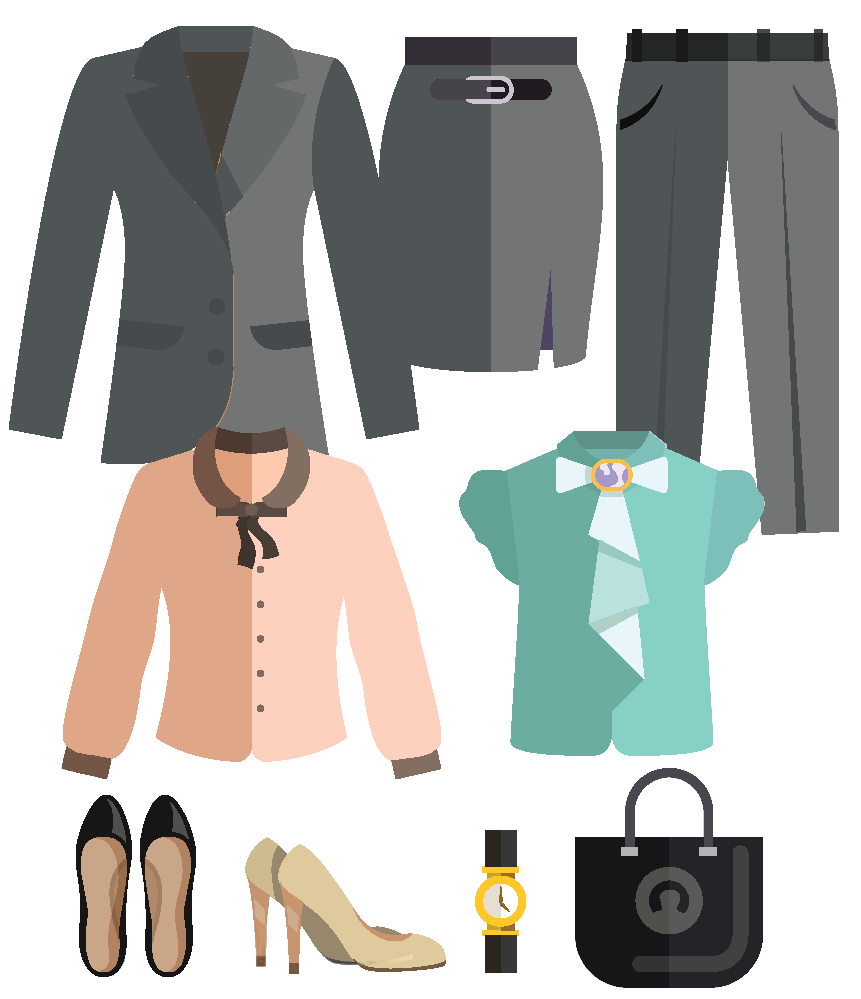Career Handbook Dress Women